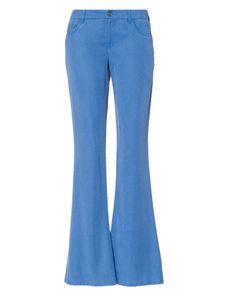 Strenesse Schlaghose, blau, W27