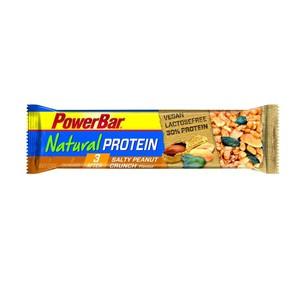 Proteinriegel Eiweißriegel Natural Protein Erdnuss/Karamell 40g POWERBAR