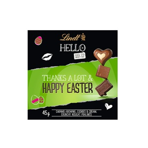 Lindt Hello Easter Thank You, 45g 6,20 € / 100g