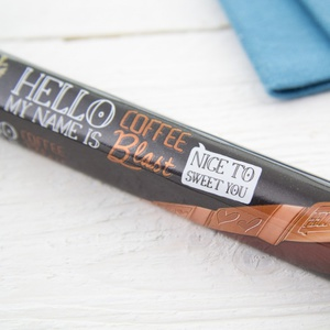 Lindt Hello Coffee Blast Stick 39g 2,54 € / 100g