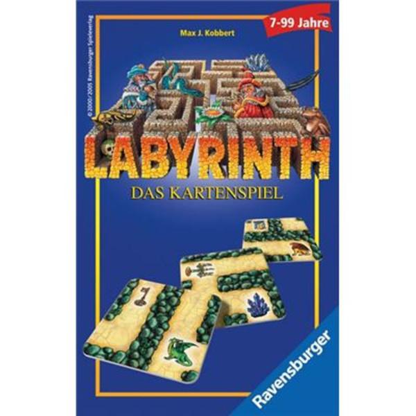 Ravensburger Spiel - Labyrinth - Das Kartenspiel