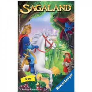 Ravensburger Spiel - Mitbringspiel Sagaland Junior