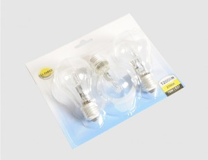 Leuchtmittel Halogen, 3er Pack