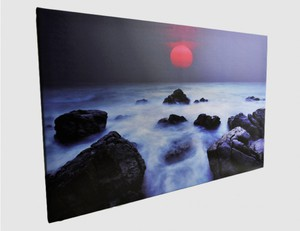 Bild Roter Mond