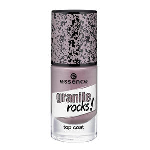 essence Granite Rocks! Top Coat