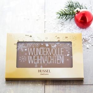 Schoko-Gutschein ´´X-Mas´´ 70g 5,69 € / 100g