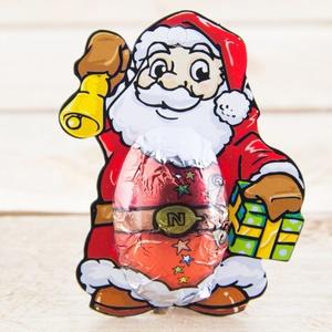 Schoko-Santa mit Glocke 6,25g 9,68 € / 100g