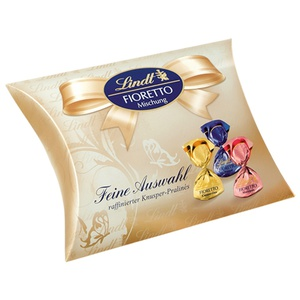 Lindt Fioretto Kissenpackung 253g 35,53 € / 1000g