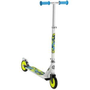 OXELO Scooter Play 3 Kinder weiß/neon, Größe: Einheitsgröße
