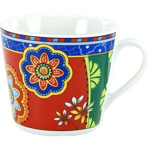 CreaTable Kaffeetasse Crazy Boho, 20 cl