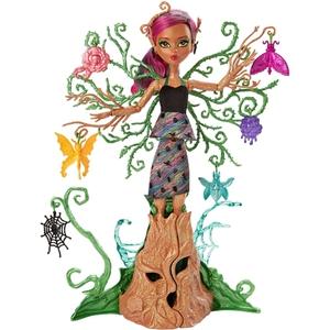 Monster High - Garten-Monsterfreundinnen, Treesa Thornwillow (FCV59)