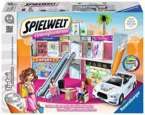 tiptoi Spielwelt Einkaufszentrum