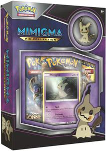 Pokemon Mimigma Pin Box