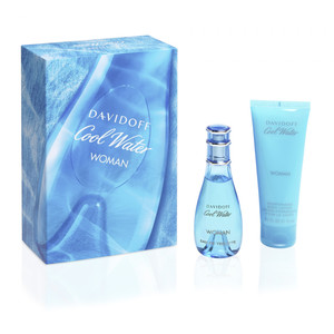 DAVIDOFF Cool Water Woman Duftset