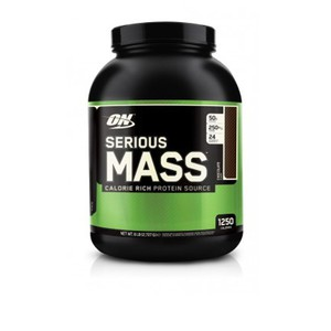 Mass Gainer Serious Mass Schoko 2,7 kg OPTIMUM NUTRITION