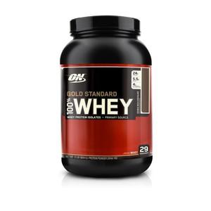 Proteinpulver Eiweißpulver Gold Standard Whey Schoko 908g