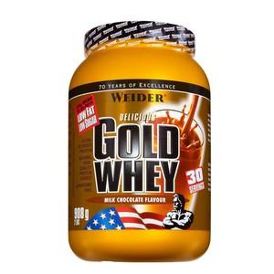 Proteinpulver Eiweißpulver Gold Whey Schoko 908g WEIDER