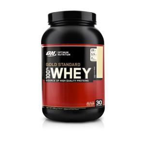 Proteinpulver Eiweißpulver Whey Gold Standard Vanille 908 g