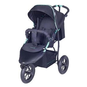 knorr-baby Sportwagen ´´Joggy S mit Schlummerverdeck´´, schwarz-grün