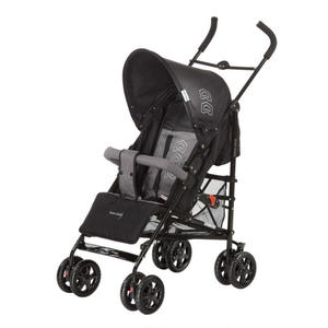knorr-baby Buggy ´´Commo´´, black-grey 2014