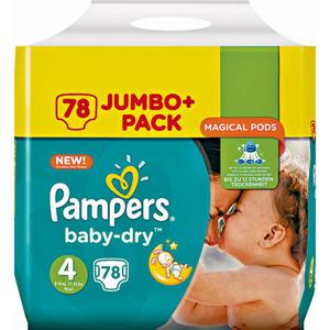 Pampers Baby Dry Maxi Windeln Jumbo Pack
