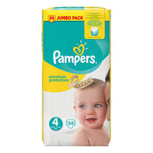 Pampers Premium Protection Maxi Windeln Jumbo Pack