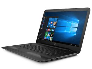 hp Notebook 17-y014ng - 17,3 Zoll HD-Display (matt)