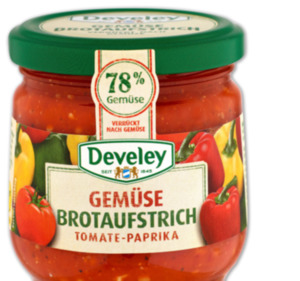 DEVELEY Veganer Brotaufstrich