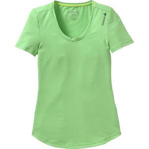 Reebok Damen T-Shirt WOR-SW, hellgrün