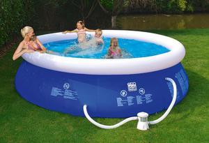 Pool Quick up 360x76cm