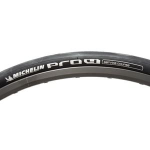 Faltreifen Rennrad Michelin Pro4 Service Course 700x25 (25-622) schwarz