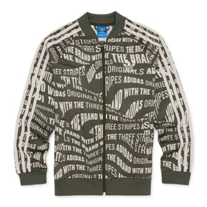 adidas All Over Print Superstar - Grundschule Track Tops