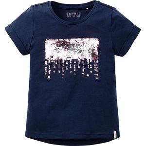 Esprit Girls-T-Shirt mit Streichpailletten