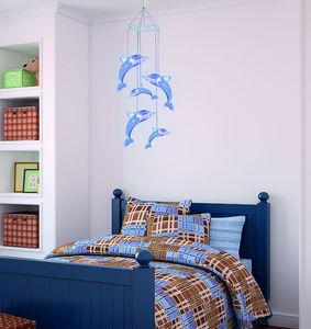 "Näve LED Mobile ""Flipper"", blau"