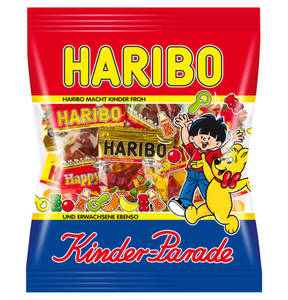 HARIBO             Kinder-Parade Süssigkeiten, 250g