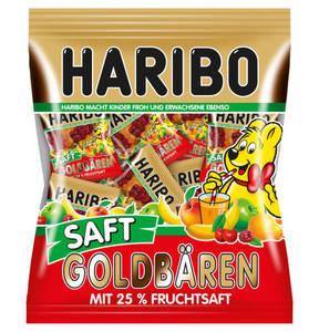 HARIBO             Saft Goldbären-Minis Fruchtgummi, 220g
