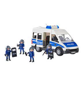 PLAYMOBIL®        Bundespolizei - Mannschaftswagen 9397