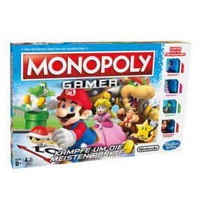 """Hasbro             Gesellschaftsspiel """"Monopoly Gamer - Mario Edition"""""""