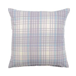 Kissenhülle Purple Check, B:45cm x L:45cm, flieder