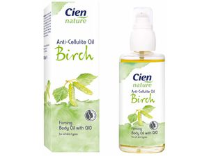 Cien nature Cellulite-Öl Birke