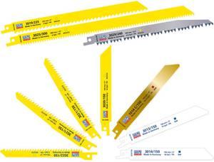 Sägeblatt Set für Säbelsägen, 10 tlg. für Holz und Metall Wilpu