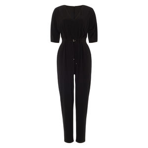 Phase Eight Damen Jumpsuit Versillia, schwarz