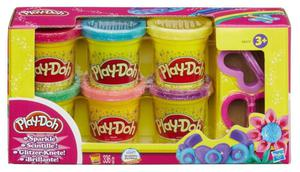 Play-Doh Glitzerknete