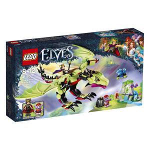 LEGO Elves 41183 Der böse Drache des Koboldkönigs