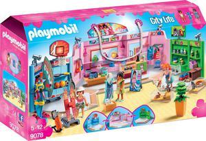 PLAYMOBIL 9078 Einkaufspassage