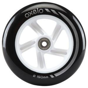 OXELO Cityroller Scooter PU-Rolle 150mm für Town-Modelle, Größe: Einheitsgröße