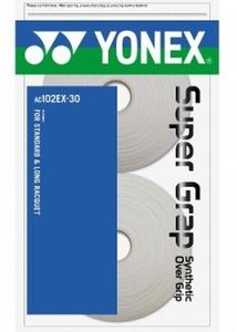 Badminton-Griffband Surgrip Ac102 0.6 mm 3 Stück