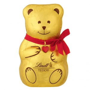 Lindt Teddy 200g 2,50 € / 100g