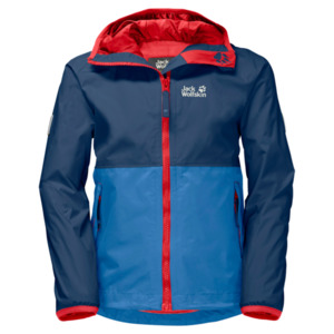 Jack Wolfskin Rainy Days Boys 152 ocean wave
