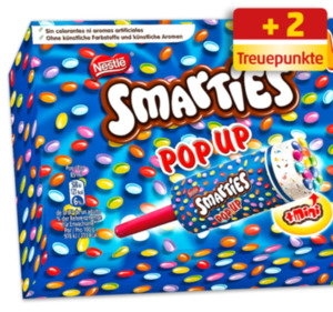 SCHÖLLER Eis Smarties Pop Up